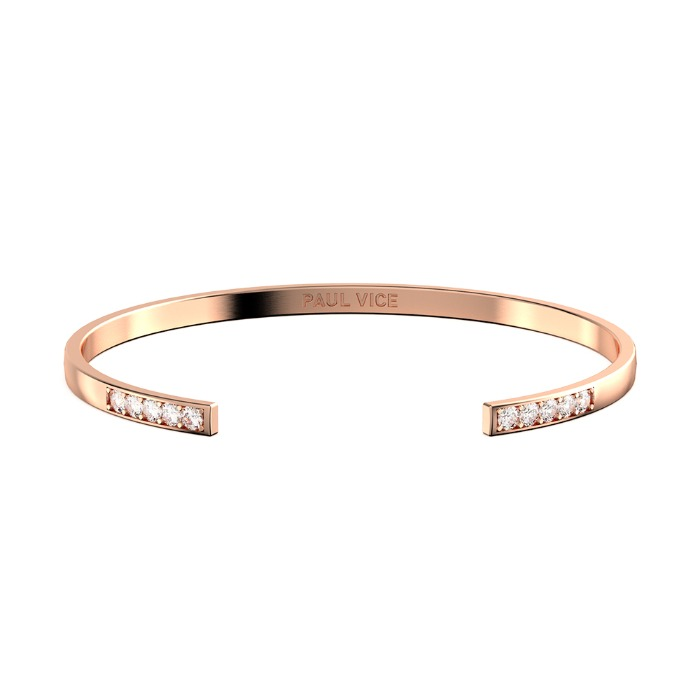 [강민경 착용] Cuff Collection - Rosegold